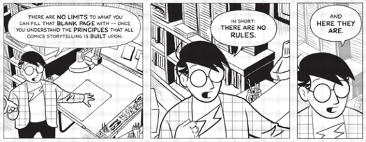 Scott McCloud Comicpanel