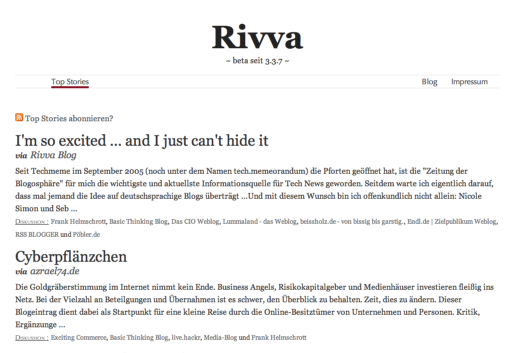Rivva-Screenshot